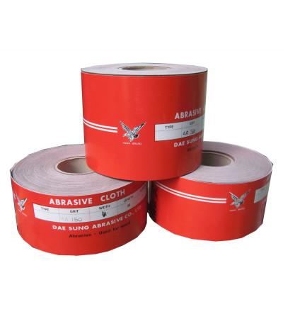 Abrasive Cloth HAWK Korea
