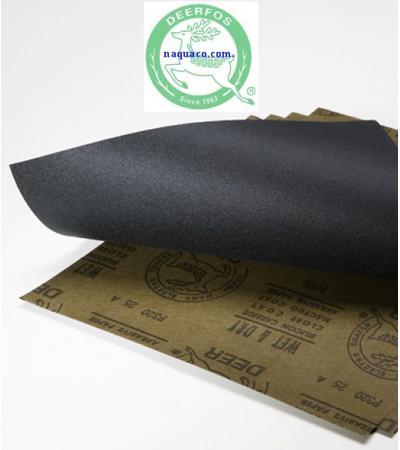 Abrasive Paper DEER FOS